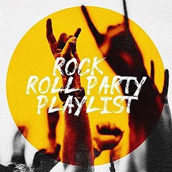 Rock & Roll Party Playlist