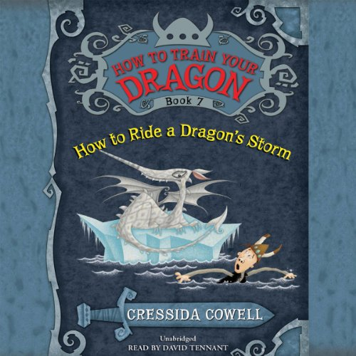 How to Train Your Dragon: How to Ride a Dragon's Storm audiobook cover art