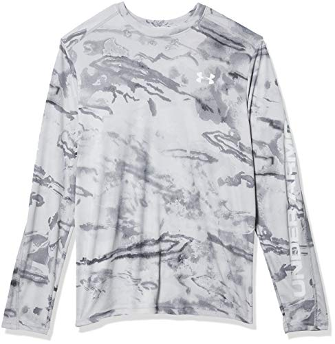 Under Armour ISO-Chill Shore Break Camo Camiseta de Cuello Redondo para Hombre,...