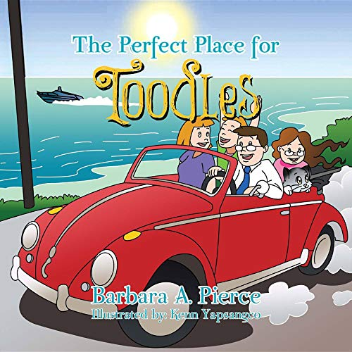 The Perfect Place for Toodles (English Edition)