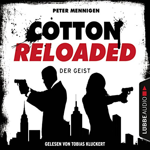 Der Geist (Cotton Reloaded 35) Titelbild