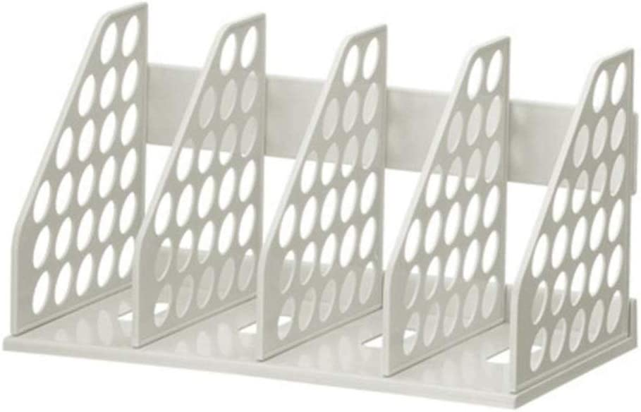 XKOEY Office Book Stand File Desktop Max 71% OFF Rack Magazine At the price Storage
