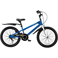 RoyalBaby Kids 2 14 16 Inch Freestyle Bicycle with Training Wheels