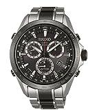 Reloj Seiko Astron Sse029j1 Hombre Negro