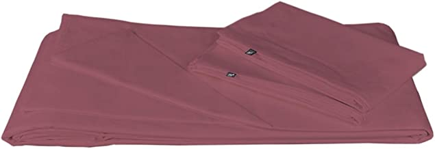 Urban Linens Duvet Set 300H - Rosa Obscuro (King Size)