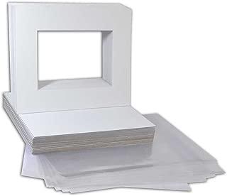 pre cut photo mat boards