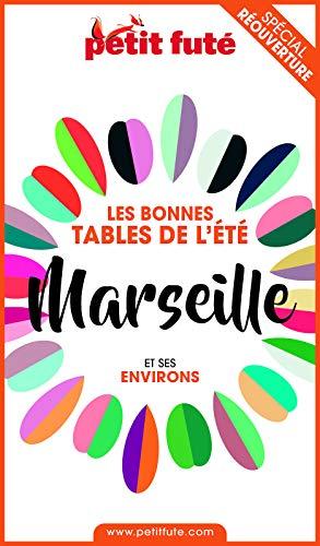 Couverture du livre BONNES TABLES MARSEILLE 2020 Petit Futé