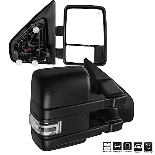 07 f150 tow mirrors - 3