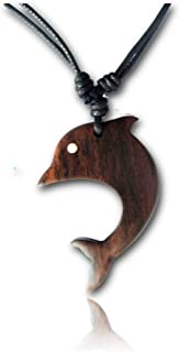 Best wooden dolphin necklace Reviews