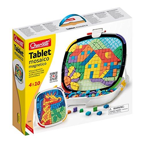 *Quercetti - 5343 Tablet Mosaico Magnetico