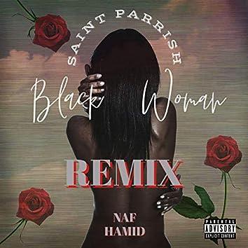 Black Woman. (feat. Naf Hamid)