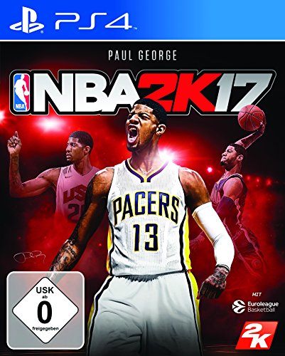 NBA 2K17 - PlayStation 4 - [Edizione: Germania]