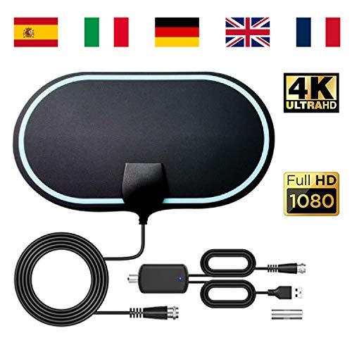 KafooStore Antenne TV Intérieur Puissante, TNT...