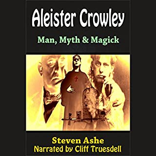 Aleister Crowley audiobook cover art