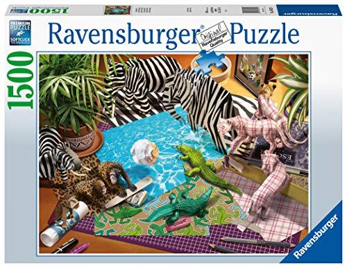 Ravensburger - Aventura de origami