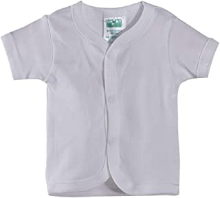 Smart Baby Infant Unisex Plain Vest,Cream