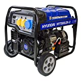 Best Hyundai Generators - Hyundai HY7000LEK-2 5.5kW / 6.8kVa* Recoil & Electric Review
