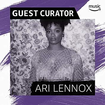 Guest Curator: Ari Lennox