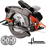 Circular Saw, TACKLIFE 4700RPM 1500W ELectric Saw , Cutting Depth 65mm...
