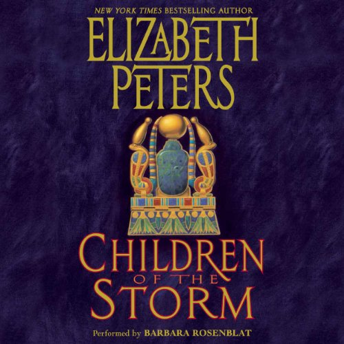Children of the Storm audiobook cover art