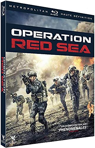 Operation red sea [Blu-ray] [FR Import]