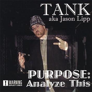 Purpose: Analyze This