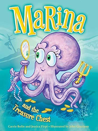 Marina and the Treasure Chest (Story Book, Band 5)