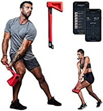 ChopFit Functional Trainer System, Portable at Home Gym Workout Equipment, Strength Training Home Exercise Workouts for Men & Women   Great for Cardio Training, Crossfit & Core/Abs – Home Fitness