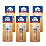 MULTI-USE ODOR ELIMINATING AIR SANITIZER: OZIUM eliminates stubborn odors and offensive everyday smells found in bathrooms, musty closets, cars, kitchens, trash cans, offices, sweaty shoes and more. CLEANS THE AIR YOU BREATHE: OZIUM sanitizes and deo...