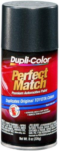 Dupli-Color BTY1619 Magnetic Gray Metallic Toyota Exact-Match Automotive Paint - 8 oz. Aerosol