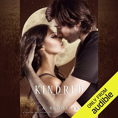 Kindred     The Darkwoods Trilogy, Book 2               By:                                                                                                                                 J. A. Redmerski                               Narrated by:                                                                                                                                 Andrew Eiden,                                                                                        Kate Reinders                      Length: 10 hrs and 9 mins     147 ratings     Overall 4.1