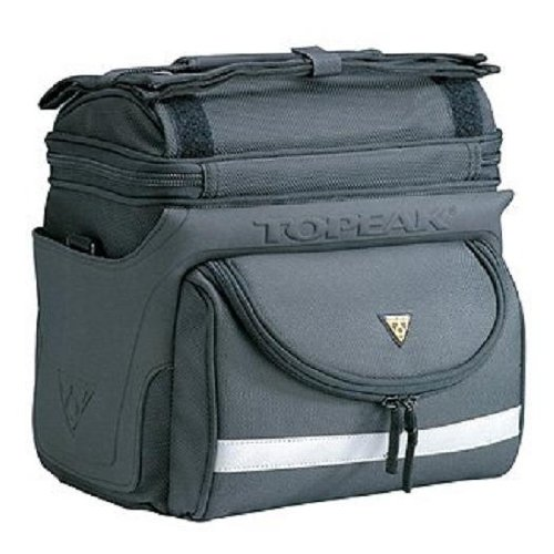 Topeak TourGuide Handle Bar Bag DX with Fixer 8