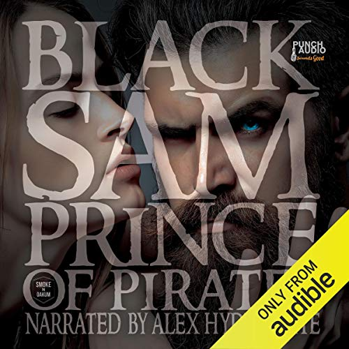 Black Sam audiobook cover art