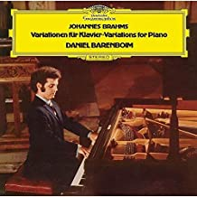 Brahms: Theme & Variations