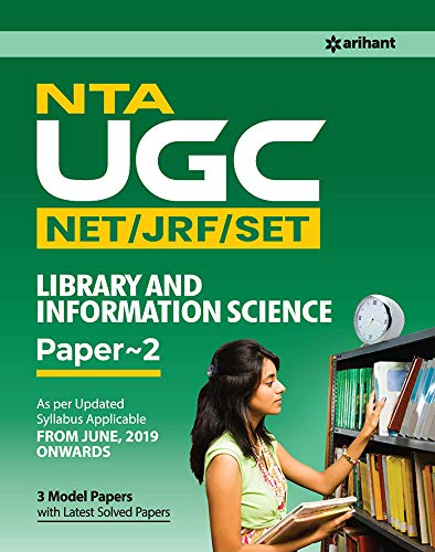 NTA UGC Net Library and Information science Paper II 2020
