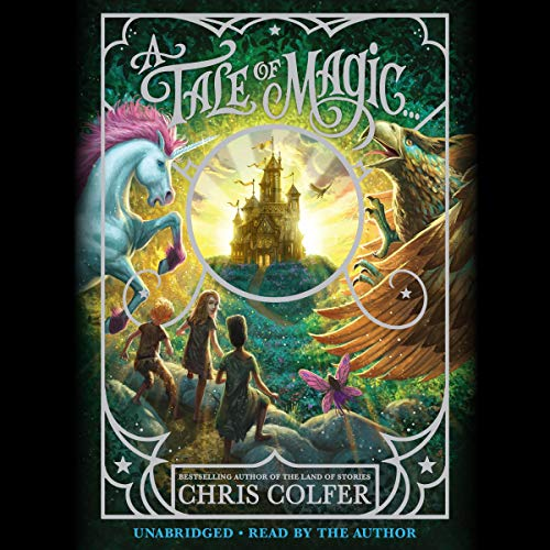 A Tale of Magic... cover art