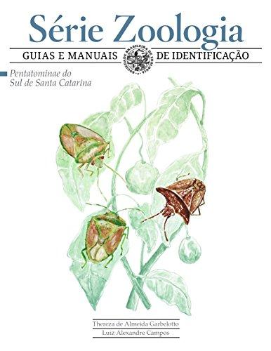 Pentatominae do Sul de Santa Catarina (Zoologia: guias e manuais de identificação)