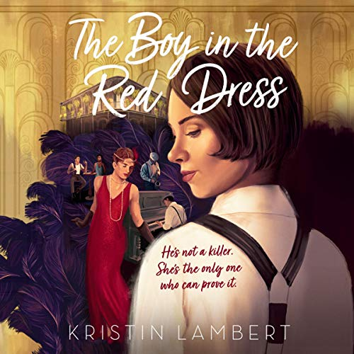 The Boy in the Red Dress audiobook cover art