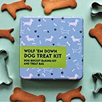 Dog Biscuit Baking Kit And Treat Bag This Useful Kit Contains Everything You Need To Make Your Own Dog Treats Makes 3 Different Size Treats For Your Best Friend