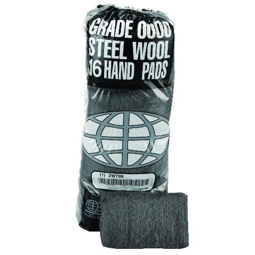 C-#4 Steel Wool 16 Cs Super-cheap 12Slv Padssleeve Nashville-Davidson Mall