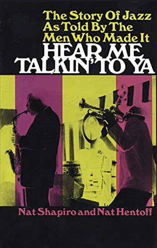 Hear Me Talkin' to Ya (Dover Books on Music) (English