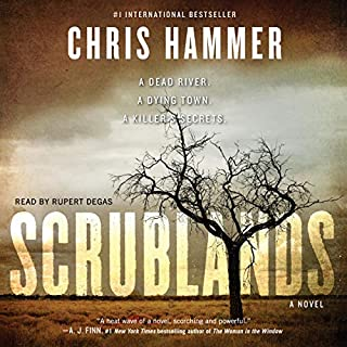Couverture de Scrublands