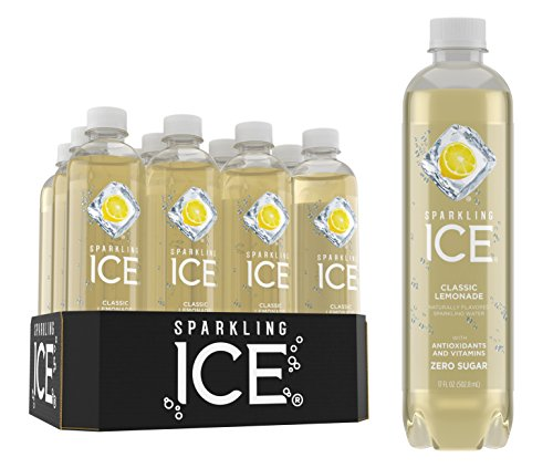 Sparkling ICE Spring Water Lemonade