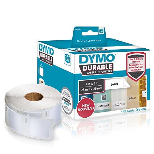 Preisvergleich Produktbild Dymo 1933083 LW Hochleistungs-industrieetiketten (für LabelWriter-Etikettendrucker,  weißes Polyester