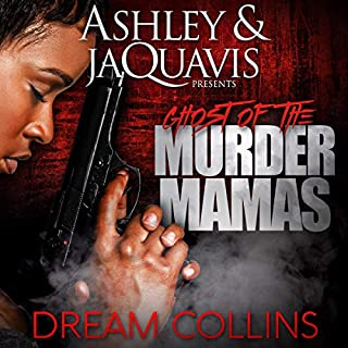 Ghost of the Murder Mamas audiobook cover art