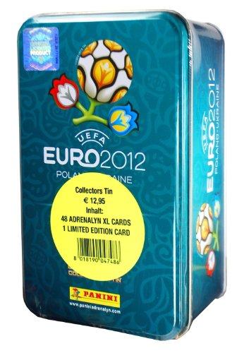 Panini Euro Adrenalyn étain