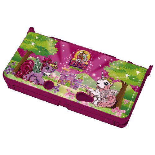 J-Straps Filly Fairy Crystal Case für Nintendo 3DS inkl. Teleskop Pen
