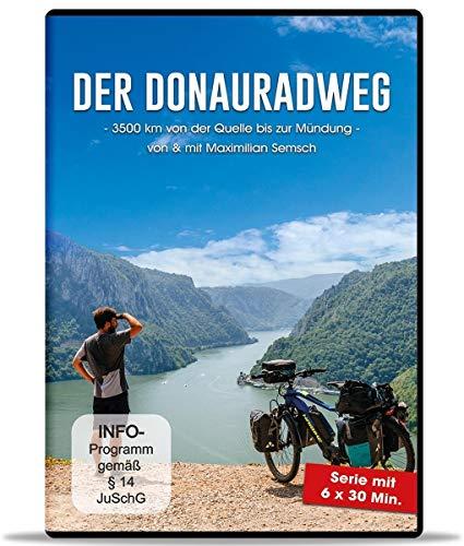 Der Donauradweg - 3500 km von der Quelle bis zur Mündung