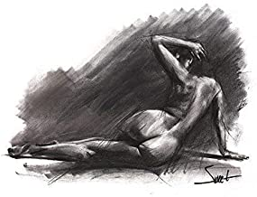 Best woman lying down art Reviews