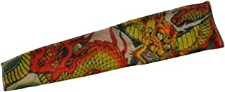 Sussex Supplies Fake Tattoo Sleeve - Chinese Dragon Design T103